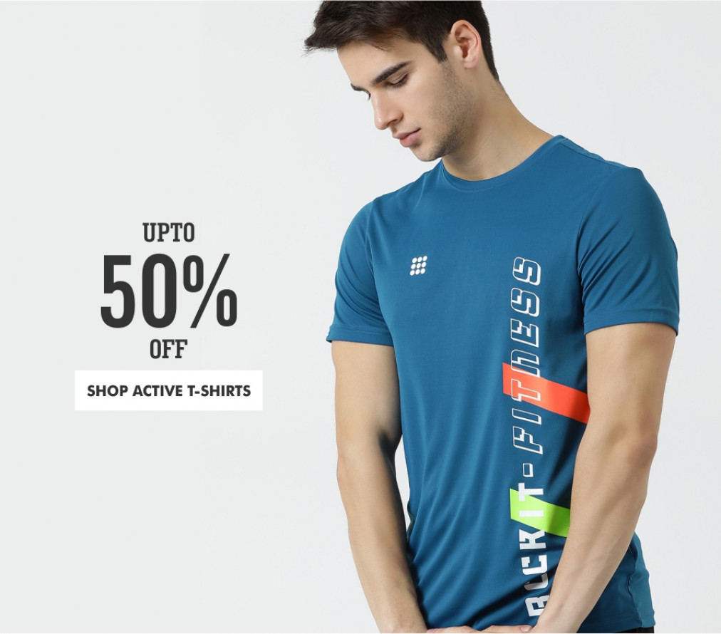 active t-shirts