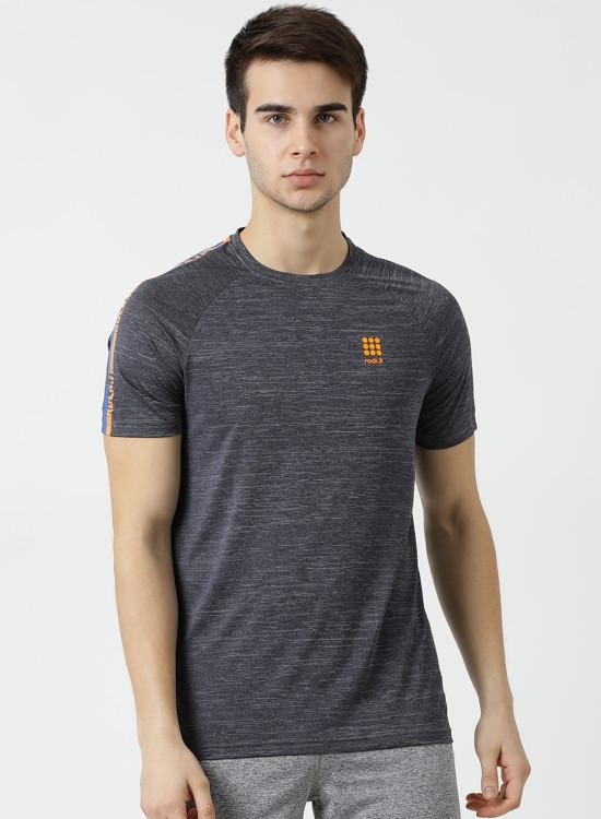 0e43c5a1 Rock.it Blue Solid Round Neck T Shirt 2190100448-1 999 500 (50% OFF)